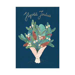 Postcard Forest bouquet
