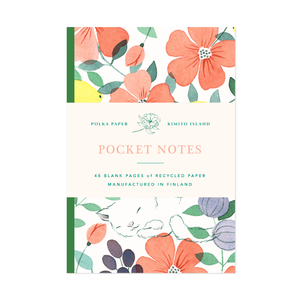 Pocket Notes Cat