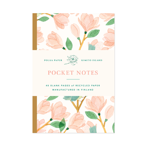 Pocket Notes Magnolia
