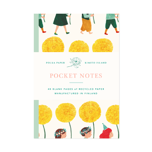 Pocket Notes Parade