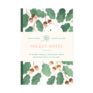Pocket Notes Owl