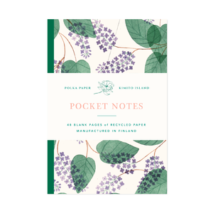 Pocket Notes Lilac