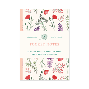 Pocket Notes Flora