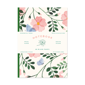 Notebook Wild Rose