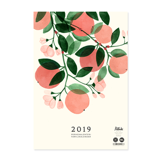 Family calendar 2019 -50% SOLD OUT