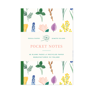 Pocket Notes Spring Flora