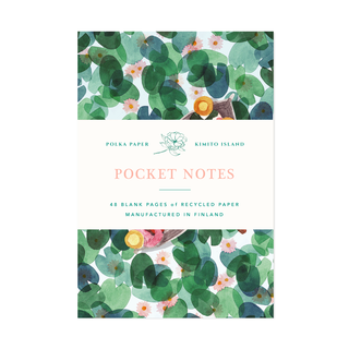 Pocket Notes On The Lake