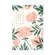 Pocket Notes Peony
